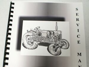 International Farmall 584 Dsl Chassis Only Service Manual