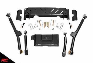 Rough Country Long Arm Upgrade Kit fits 1984 2001 Jeep Cherokee Xj