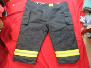 Morning Pride Bunker Pants Turnout Gear Fdny Style Size 60 X 26