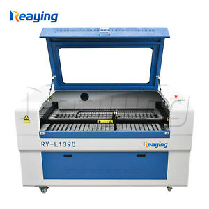 80w Co2 Cnc Wood Acrylic Laser Engraving Cutting Cutter Machine 1300 900mm
