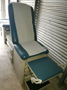 Moore Medical Exam Bed Table In Great Condition