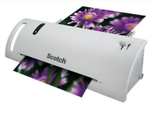 Scotch Thermal Laminator Value Pack Includes 20 Bonus Pouches