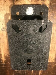 Jeep Heavy Duty Spare Tire Relocation Mounting Bracket
