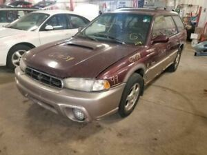 Manual Transmission 2 5l Awd Fits 1999 Outback Legacy 600352