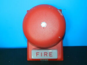 Wheelock 46t g6 24 ws Red Bell Strobe Combo Fire Alarm Notification 80 Avail