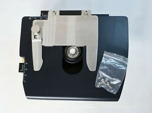 Leica Dm500 Microscope Stage W 0 90 1 25 Oil S1 Condenser Lens Nice