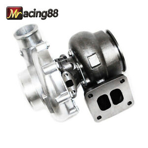 New 2 5 Inlet Turbo Charger T72 T4 Twin Scroll 70 A r Compressor 4 V band