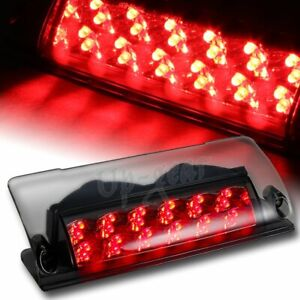 For 1993 2002 Pontiac Firebird 2dr Smoke Lens Led Third Brake Tail Stop Light