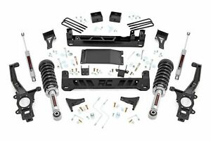 Rough Country 6 Lift Kit fits 2005 2020 Nissan Frontier N3 Struts shocks