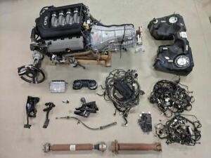 2014 Mustang Gt 5 0 Coyote Engine Liftout Automatic 6r80 Trans 46k Miles