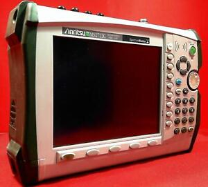 Anritsu Ms2722c Handheld Spectrum Analyzer 9khz 9ghz