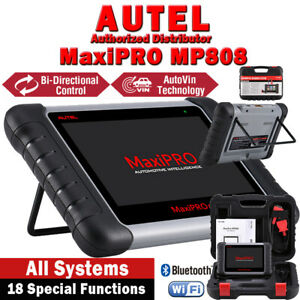 Autel Mp808 As Maxisys Ms906 Diagnostic Scan Tool Obd2 Scanner Key Coding Dpf