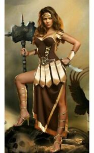 Dreamgirl Remember The Trojans adult female costume small $28.00