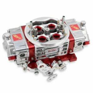 Quick Fuel Q 850 ban Q series 850cfm Carburetor Drag Race Blow thru Booster