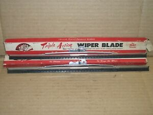 49 52 Chrysler 49 52 Desoto 49 52 Dodge 49 52 Plymouth Nos Wiper Blades