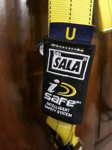 Sala I safe Small Safety Fall Protection Construction Hunting Harness