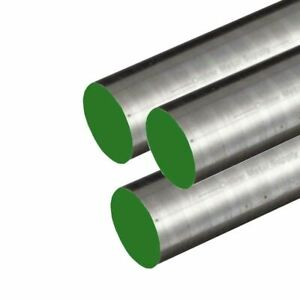 1018 Cf Steel Round Rod 0 250 1 4 Inch X 48 Inches 3 Pack