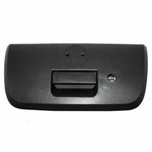 For 2002 2003 2004 Nissan Frontier Rear Tailgate Handle Complete With Keyhole