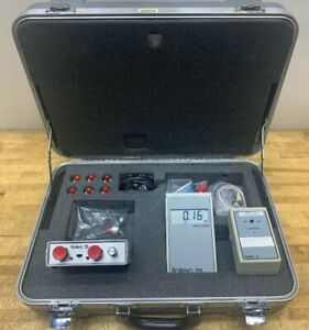 Fotec M200 Fiber Optic Testing Equipment S300 Series Meter Laser Kit