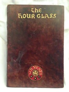 Unique Arts And Crafts Fine Binding W B Yeats The Hour Glass 1st 1st 1907