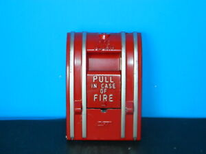 Est Edwards Siga 270 Fire Alarm Pull Station