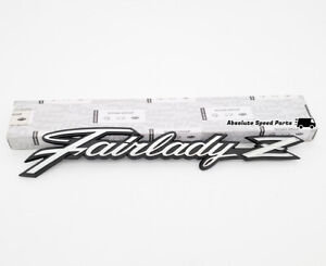 New Genuine Nissan Datsun Fairlady Z Emblem For S30 240z 63805 e4100