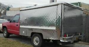 Chevrolet Canteen Style Food Truck mobile Kitchen Unit In Great Condition For Sa
