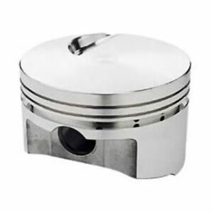 Srp 142980 Flat Forged Pistons 4 310 In Bore Set Of 8 For Chevy Big Block