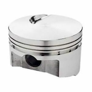 Srp 139482 Flat Forged Pistons 4 500 In Bore Set Of 8 For Big Block Chevy