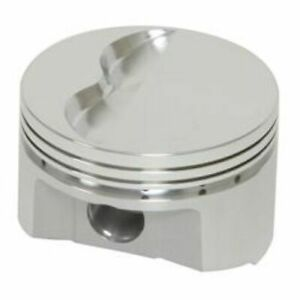 Srp 138089 Flat Forged Pistons 4 030 Bore 8 Set For Small Block Chevy 350 400