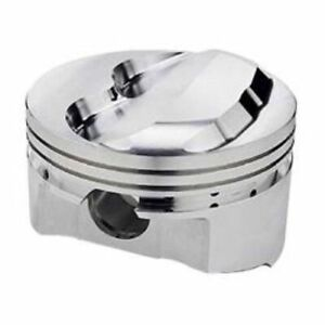 Srp 140350 Forged Dome Pistons 4 060 bore Set Of 8 For Small Block Chevy 350 400