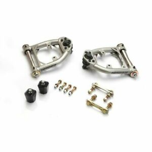 Hotchkis 1118u Upper Tubular A arms Kit For 1967 1973 Ford Mustang Coupe