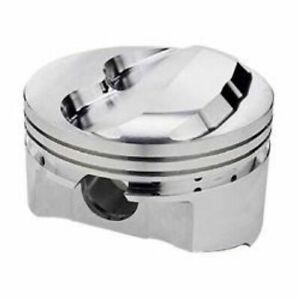Srp 140675 Forged Dome Pistons 4 040 Bore Set Of 8 For Small Block Chevy 350 400