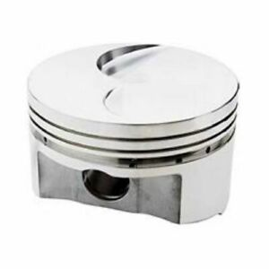 Srp 150723 Flat Forged Pistons 4 390 In Bore Set Of 8 For Big Block Ford 460