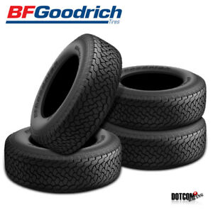 4 X New Bf Goodrich Rugged Trail T A 275 65r18 114 T Off Road Performance Tires