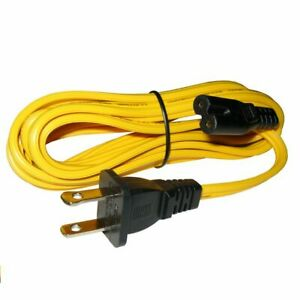 Battery Saver Universal 2 Prong 40 Ac Power Cable 1801