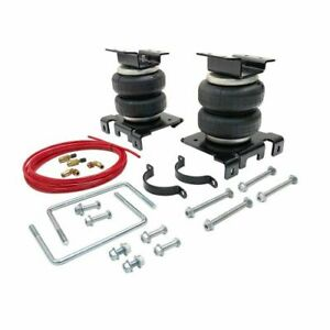Tuff Country 74250 Leveling Suspension Air Bags For 01 10 Silverado 2500 3500hd