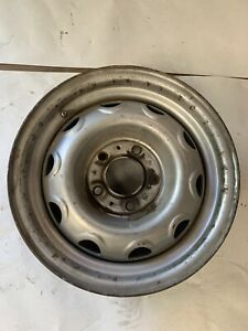 Mopar Factory Rally Wheel Rim 14x5 5 Single Spare Cuda Charger Gtx J16267