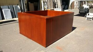 Reception Desk Work Station Executive Type Wood We Can Deliver Locally Norca