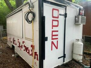 Used 2002 Cargo Craft Food Concession Trailer In Excellent Working Condition For