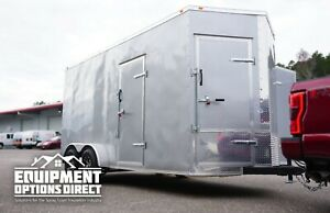 7x16 Contractor Spray Foam Trailer Spray Rig New Fully Equipped Never Used