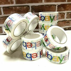 Ebay Packing Tape Lot Of 12 2 X 75 Yards Shipping Tape 12 Rolls Fast Shipping