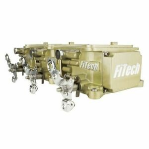 Fitech Fuel Injection 39610 Go Efi Tri Power 600hp System Classic Gold