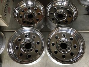 16x8 Weld Super Singles 5x4 5 And 5x135