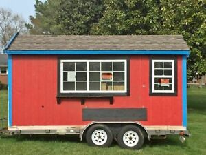Used Multi purpose Food Concession Trailer For Sale In Tennessee