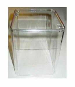 New Komet Gumball Candy Vending Machine Clear Plastic Product Globe Part