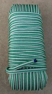 1 2 X 150 Arborist Tree Climbing Rope 16 Strand Braided Free Shipping