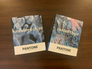 Pantone Solid Chips Coated Uncoated Chips Previously Owned