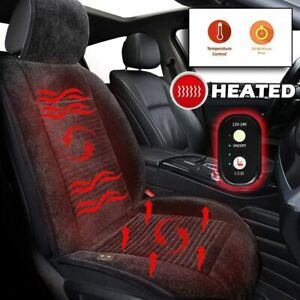 1x Big Ant Heated Seat Cushion Cover 12v Car 24v Truck Seat Heater Fit Auto Home