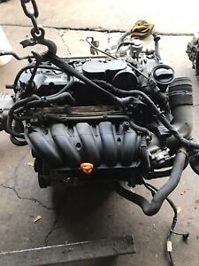 Vw Mk5 2 5l Complete Motor Engine Swap Bgq Code Jetta Rabbit Golf